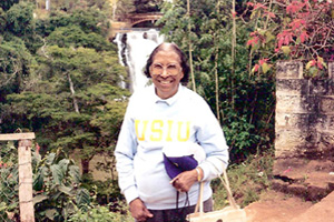 Dr. Lillian Kennedy Beam in Kenya