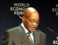 President Jacob G. Zuma of South Africa
