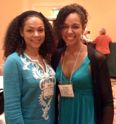 Sisters Sheila Kennedy Bryant and Terri Kennedy