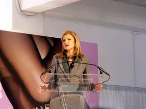 Arianna Huffington at WIE Symposium 2010