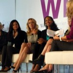 Spirituality Panel at WIE Symposium with Marianne Williamson, Dr. Hyla Cass, Dr. Susan Smalley, Kris Carr, Dr. Terri Kennedy, Amanda De Cadenet and Kathy Freston