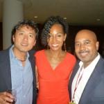 Terri Kennedy and Mark Persaud