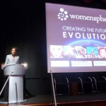 Dr. Terri Kennedy at Womensphere Global Summit 2012