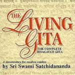 The Living Gita