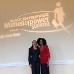 Sisters Sheila and Terri Kennedy at BE Women of Power Summit 2013