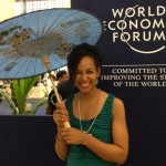 Young Global Leader Teresa Kay-Aba Kennedy at World Economic Forum on East Asia in Myanmar