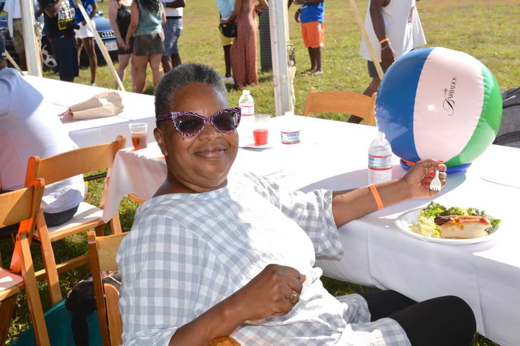 Event Day Coordinator Doris Clark for the Martha's Vineyard Music Festival
