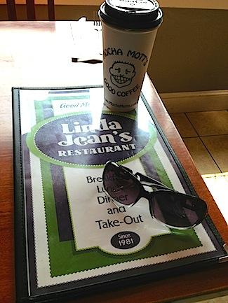 Breakfast at Linda Jean's on Martha's Vineyard