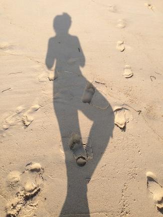 Yoga on the Beach on Martha's Vineyard