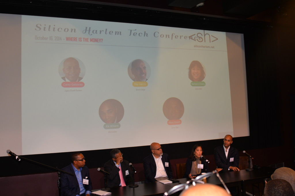 First Annual Silicon Harlem Conference