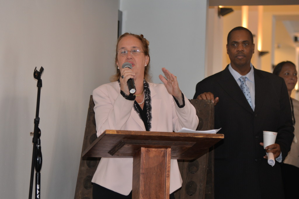 Manhattan Borough President Gale Brewer at First Annual Silicon Harlem Conference