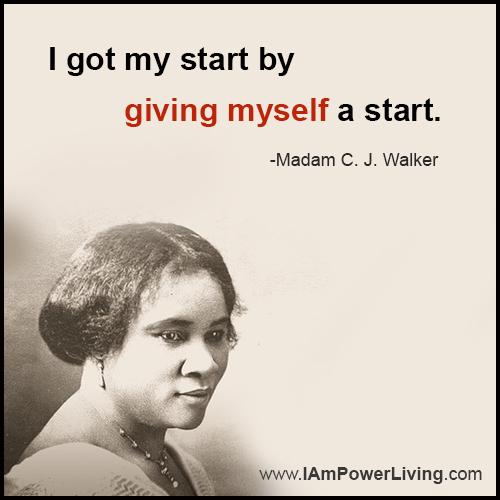 MadamCJWalker_Start_PowerLiving_Quote_CardRFJ
