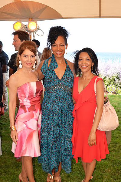 Second Annual All Star Code Summer Benefit in East Hampton, July 25, 2015
