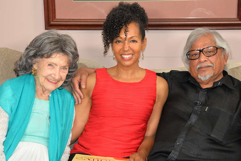 Tao Porchon-Lynch, Teresa Kay-Aba Kennedy, Arun Gandhi, July 9th, 2015