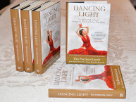 Advance Copies of Dancing Light: The Spiritual Side of Being Through the Eyes of a Modern Yoga Master