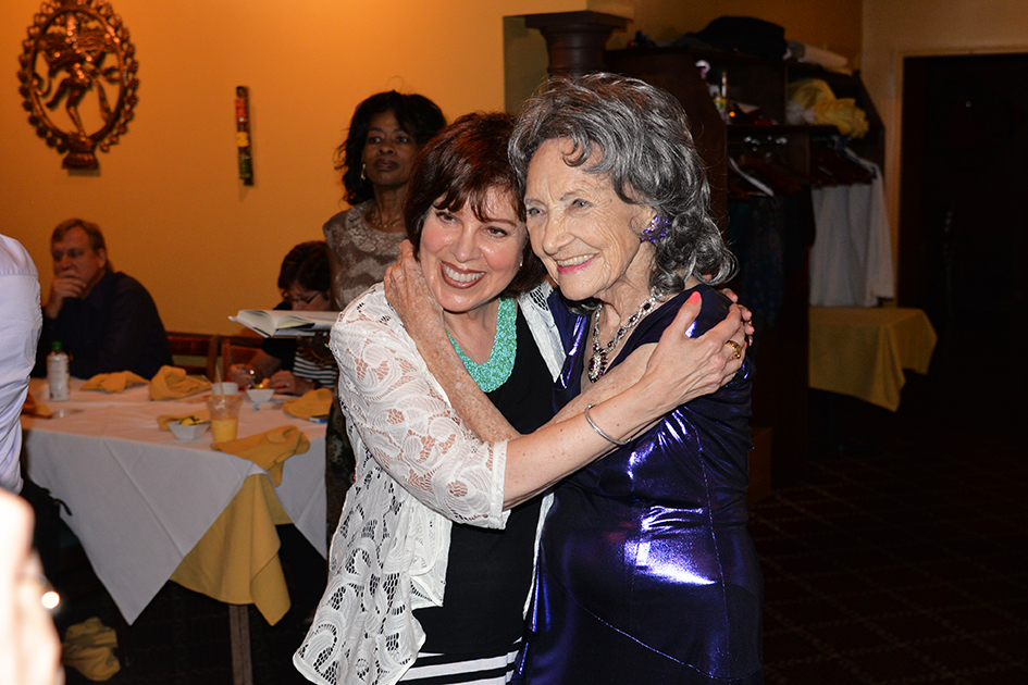 Tao Porchon-Lynch 97th Birthday Party, August 9, 2015