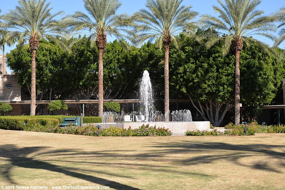 Arizona Biltmore Resort in Phoenix, Arizona - September 26, 2015