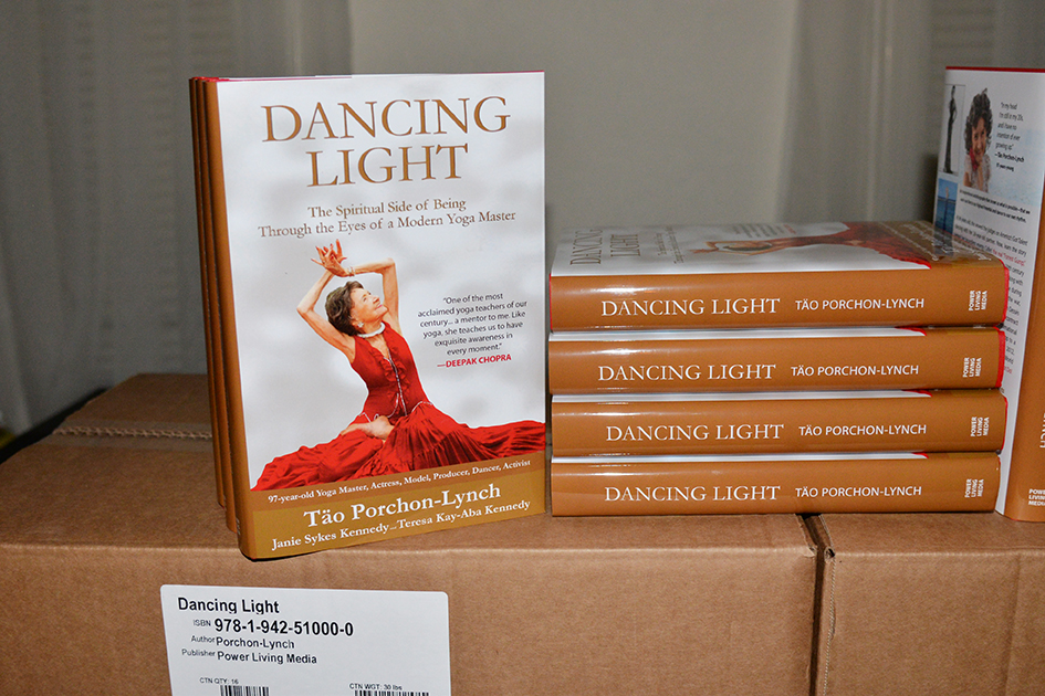 Dancing Light Book