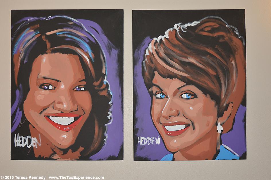 Portraits at Sonaran Living Live ABC15 in Phoenix, Arizona - September 25th, 2015