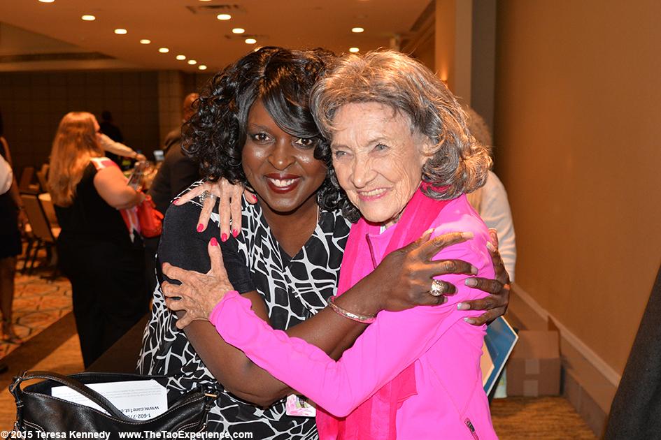 Tao Porchon-Lynch at 4th Annual Senior Awards in Phoenix, Arizona - September 25, 2015