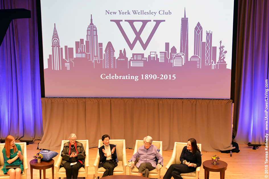 New York Wellesley Club 125th Anniversary Event - November 14, 2015