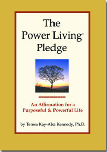 ThePowerLivingPledge