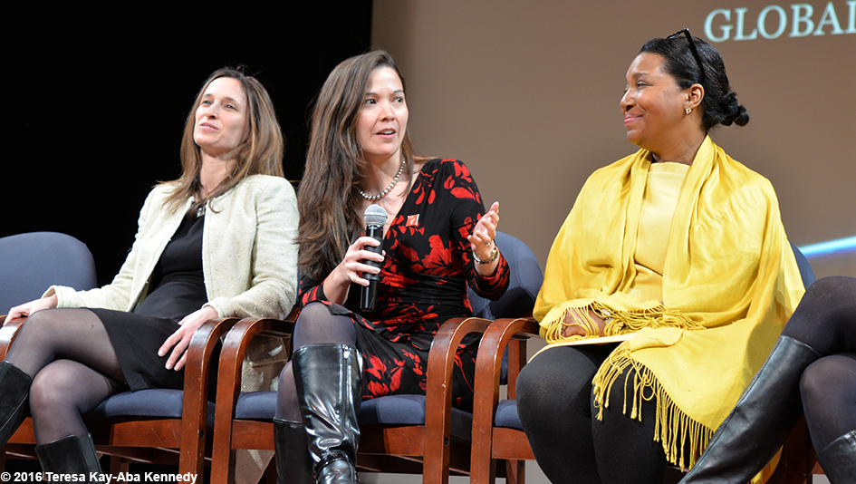 Womensphere Global Summit in New York - March 4, 2016