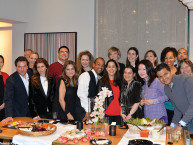 Young Global Leaders in New York - March 17, 2016