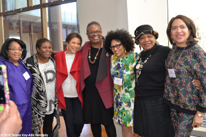 Alums at Harambee House 45th Anniversary Celebration at Wellesley College-April 10, 2016