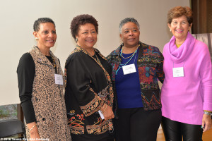 Alums from Class of 1969 during Harambee House Anniversary Celebration at Wellesley College-April 10, 2016