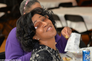 Sonia Robena Banks at Wellesley College for Harambee House 45th Anniversary Celebration - April 9, 2016