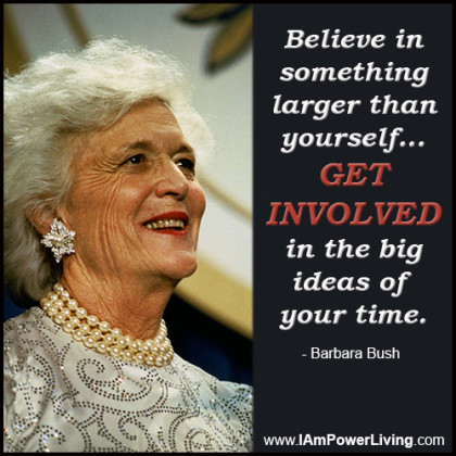 BarbaraBush_GetInvolved_PowerLivingFJ